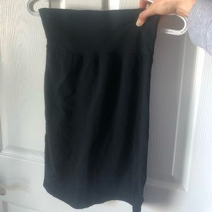 Wilfred Skirts - Wilfred Black Pencil Skirt